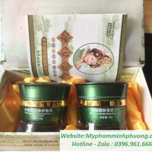 Bo-my-pham-hoang-cung-Danxuenilan-xanh-2in1-hong-kong