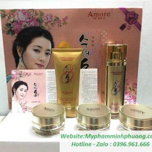 bo-my-pham-tri-nam-tan-nhang-Amore-hong-5in1-han-quoc
