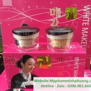 bo-my-pham-tri-nam-tan-nhang-the-face-shop-hong-2in1-han-quoc-645x558