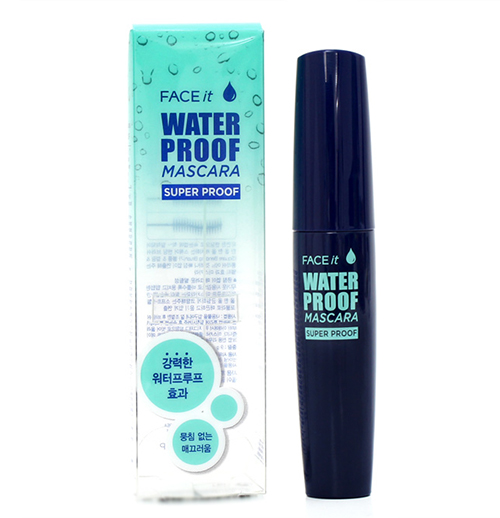 Mascara-Chải-mi-không-trôi-Face-it-waterproof-The-Face-Shop