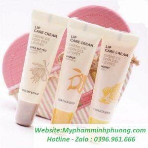 son-duong-moi-lip-care-cream-the-face-shop