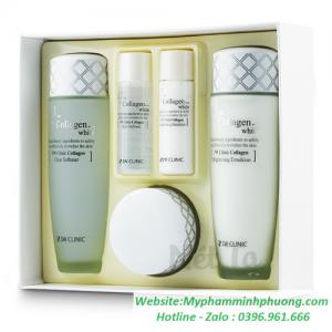bo-my-pham-duong-trang-da-whitening-collagen-3w-clinic-han-quoc