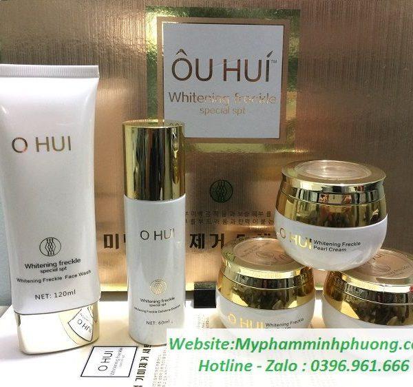 bo-my-pham-tri-nam-tan-nhang-OHUI-WHITENING-FRECKLE-han-quoc-