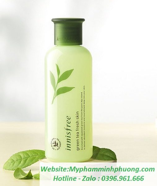 nuoc-hoa-hong-Innisfree-Tra-Xanh-Green-Tea-Fresh-Skin-han-quoc