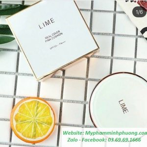 phan-nuoc-Lime -Cushion-han-quoc