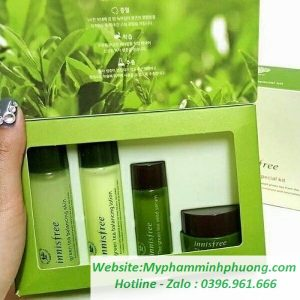 bo-kit-duong-da-4-item-innisfree-green-tea