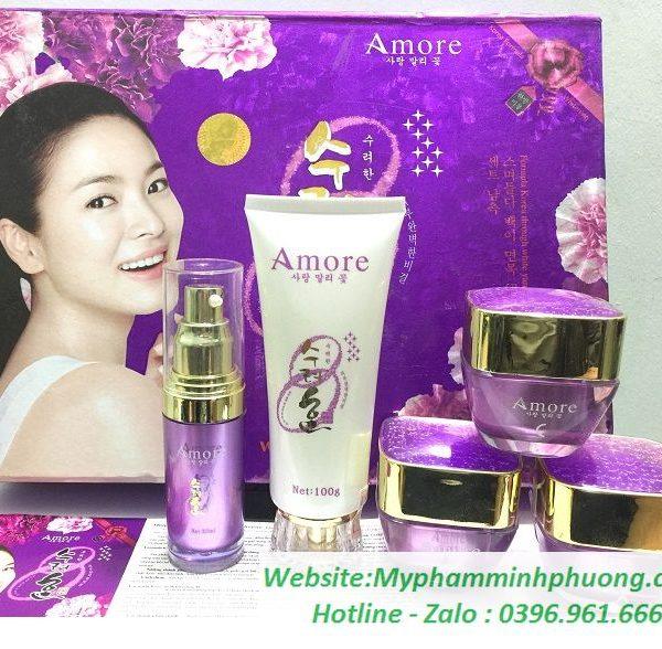 bo-my-pham-tri-nam-tan-nhang-Amore-tim-5in1-han-quoc
