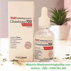 tinh-chat-7DAY-WHITENING-PROGRAM-GLUTATHIO-NE-700V-AMPLE