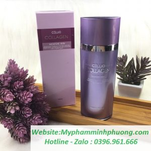 nuoc-hoa-hong-COLLAGEN-CELLIO-MOISTURE-SKIN-han-quoc