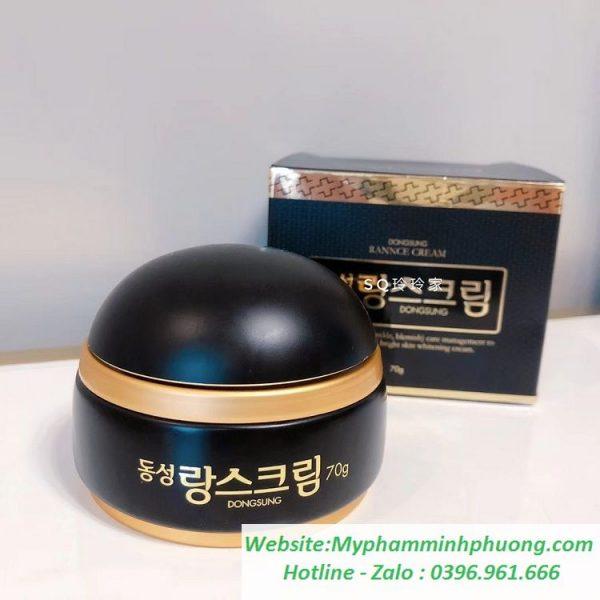kem-tri-nam-tan-nhan-cao-cap-dongsung-rannce-cream-han-quoc_result