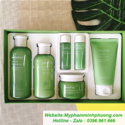 Set-duong-tra-xanh-innisfree-green-tea-balancing-skin-care-trio-set-ex-6-in-1-700x70