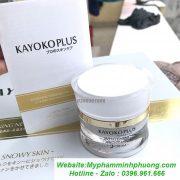 Kem-tri-nam-trang-da-kayoko-plus-nhat-ban-700x700