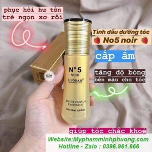 tinh-dầu-dưỡng-tóc-L'UÔDAIS-NO 5-NOIR-80ml-5