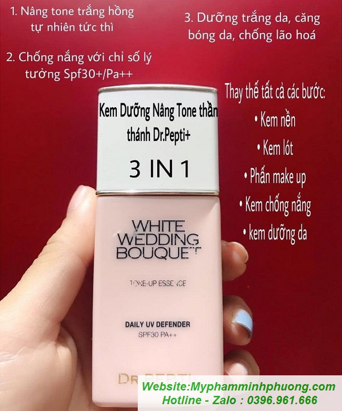 KEM-NEN-DR.PEPTI+-WHITE-WEDDING-BOUQUET-TONE- UP-ESSENCE-2