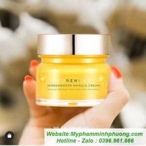 Kem-duong-da-ban-dem-forencsos-peptide-redensiyng-intensive-cream-vang-690x690