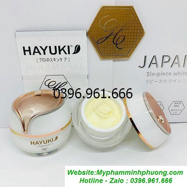 Bo-hayuki-6in1-tri-nam-tan-nhang-duong-trang-da-nhat-ban-3