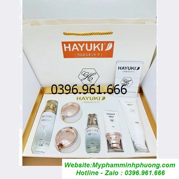 Bo-hayuki-6in1-tri-nam-tan-nhang-duong-trang-da-nhat-ban